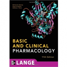 Basic and Clinical Pharmacology 11th Edition(基础与临床药理学 第11版)