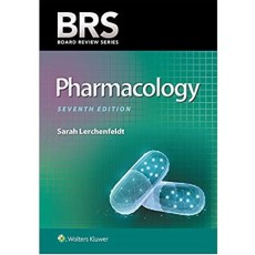 BRS Pharmacology 7th Edition(BRS药理学 第七版)