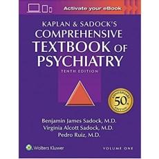 Kaplan and Sadock's Comprehensive Textbook of Psychiatry 10th Edition(精神病学综合教科书 第10版)