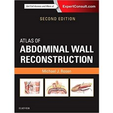Atlas of Abdominal Wall Reconstruction 2nd Edition(腹壁重建图谱 第2版)